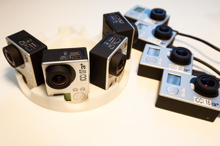 kamery na přilby