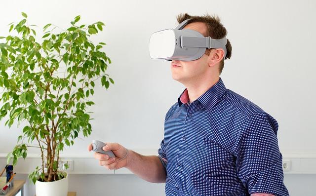 Brýle virtuální realita