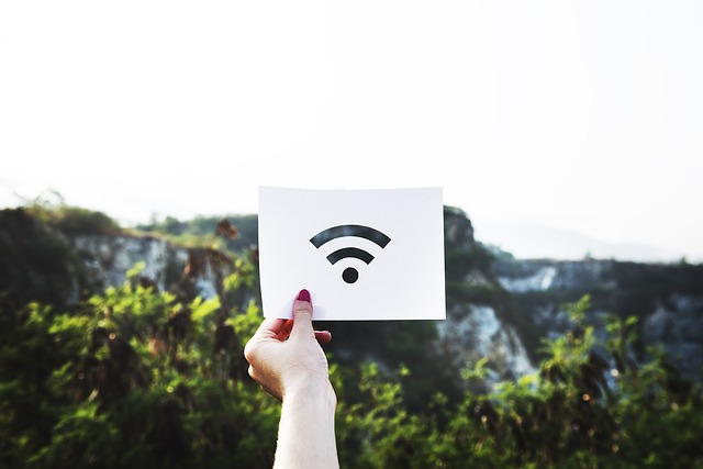 Wi-Fi v přírodě