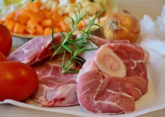 syrové telecí maso