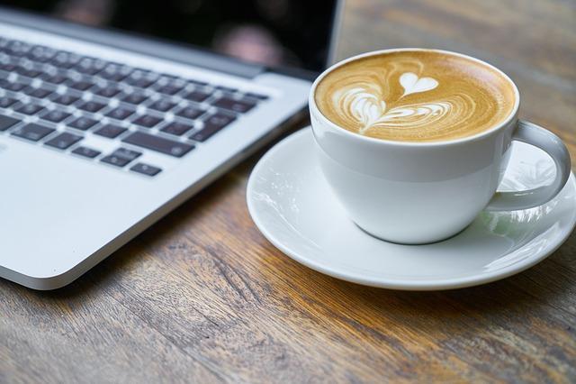 Cappuccino se srdcem