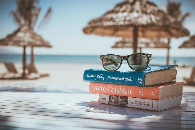 Čtení na dovolené