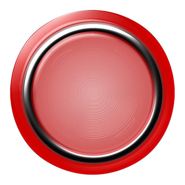 osvětlení ve tvaru kruhu