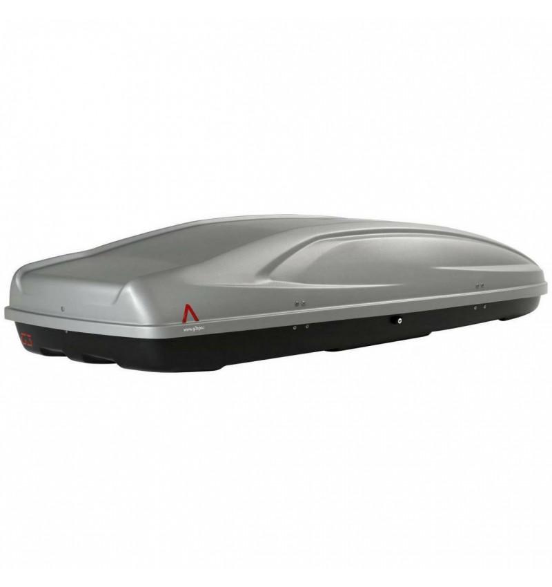 stresni-box-autobox-rakev-na-auto-g3-absolute-480-objem-390l-oboustranne-otevirani-leskly-sedy